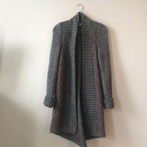 Anthropologie | Chunky Knit Cardigan | Size S